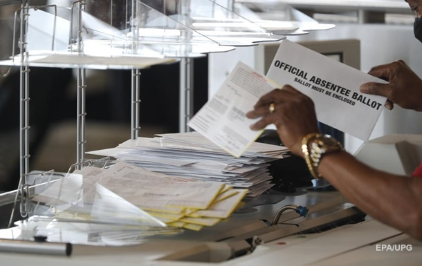 В США первые штаты утвердили результаты голосования