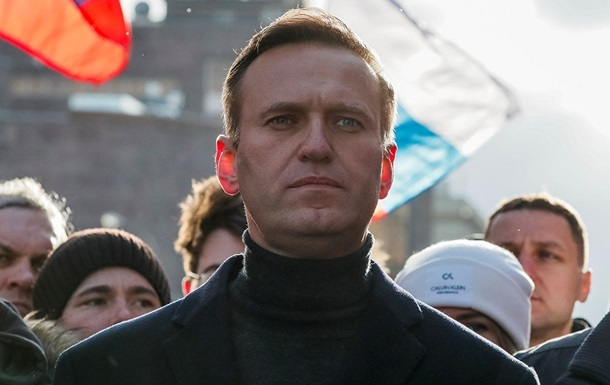 Росія вводить санкції у відповідь щодо Навального