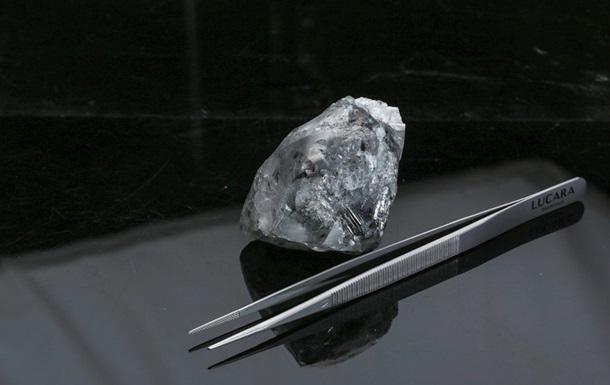 В Африке нашли один из самых больших алмазов в мире