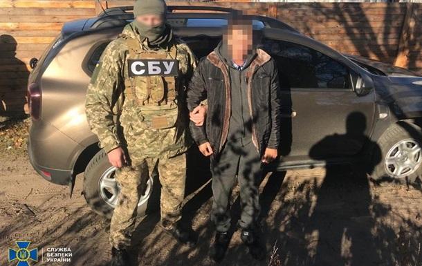 СБУ задержала живущего в Днепре сепаратиста  ЛНР