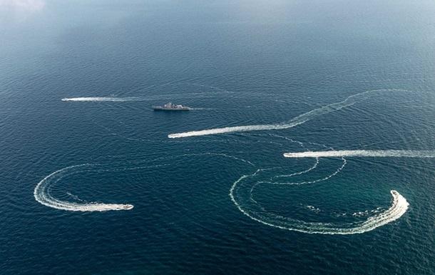 Захоплення кораблів: позов Києва поділили надвоє