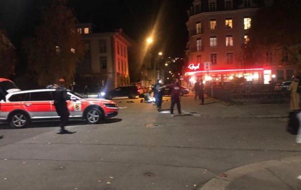 Два человека пострадали во время стрельбы в Швейцарии - СМИ