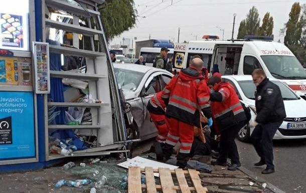 Стала відома причина смертельної ДТП у Києві