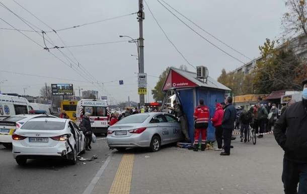Виновник ДТП в Киеве хвастался в соцсетях опасной ездой