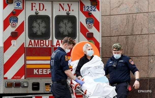 У США вже другий штат переступив позначку в мільйон випадків COVID-19