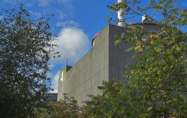 Запорожская АЭС вывела из резерва энергоблок №4