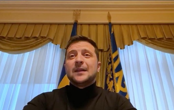 Зеленський оприлюднив друге відео з Феофанії