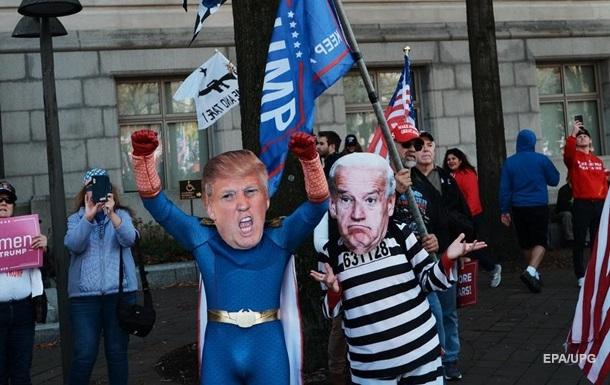 Беспорядки в Вашингтоне: задержаны и ранены