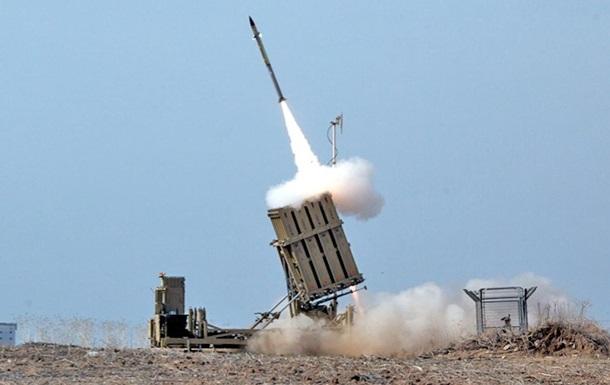 Сектор Газа обстріляв Ізраїль ракетами