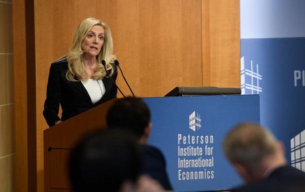 Минфин США впервые может возглавить женщина