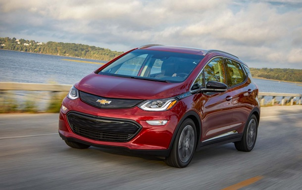 General Motors отзовет более 50 тысяч электрокаров