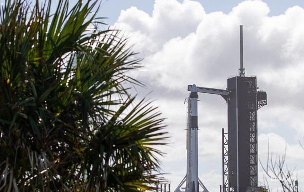 SpaceX и NASA в воскресенье запустят первый экипаж на МКС