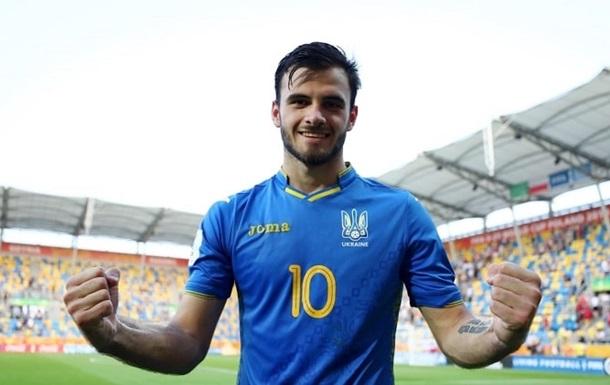 Шевченко довызвал в сборную троих игроков