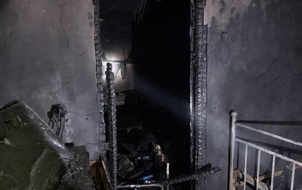 Пожар в Днепропетровской области унес жизни троих детей