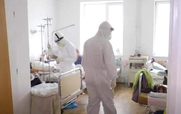 COVID-19: в больницах Киева почти 900 человек на кислородной поддержке