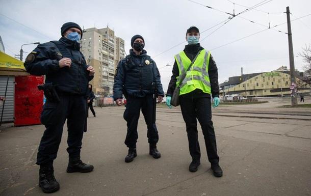 Карантин вихідного дня: поліція закрила 1,5 тисячі закладів