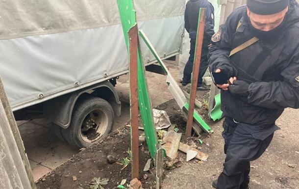 В Харькове во дворе дома взорвалась граната