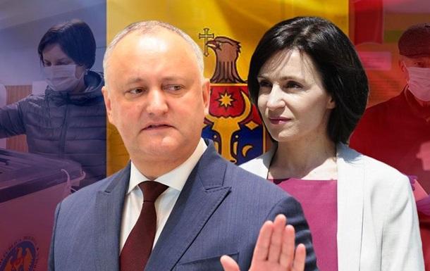 Почему в Молдове победила Санду