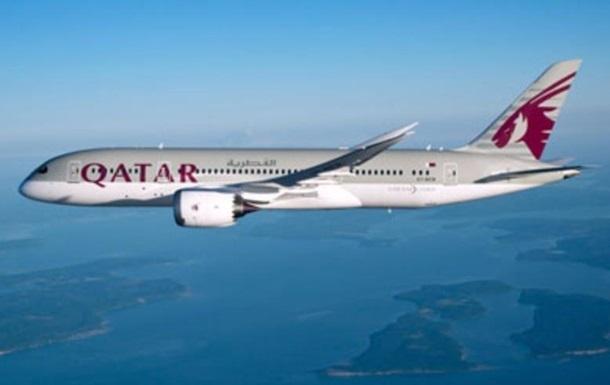 Qatar Airways возобновляет полеты в Киев