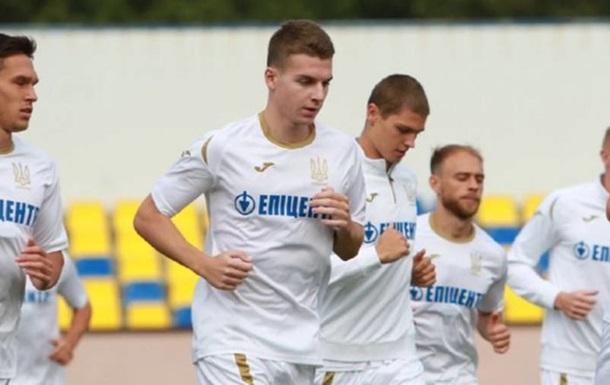 Троє гравців молодіжної збірної України здали позитивні тести на COVID-19