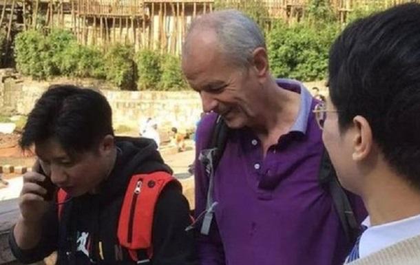Британский дипломат спас в Китае тонущую студентку