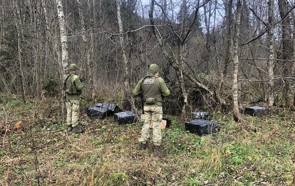 Пограничники со стрельбой остановили контрабандистов
