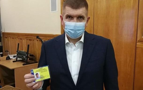 ЦИК зарегистрировала нового нардепа от Слуги народа