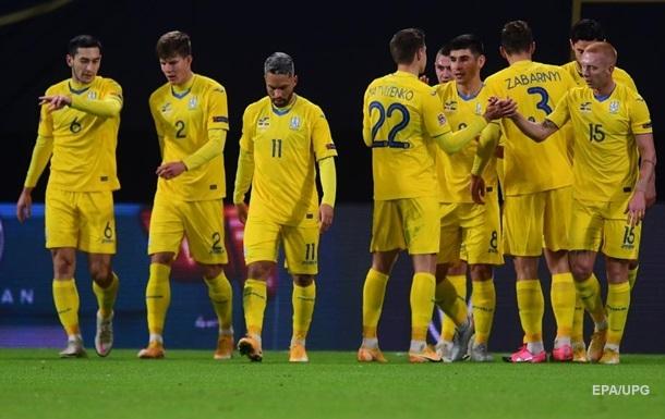 Отмена матча сборной. Сценарии для Украины