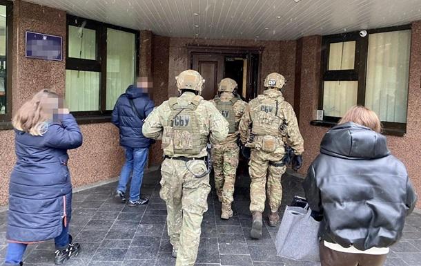 В Харькове задержали фискала, обложившего бизнесмена стотысячной 'данью'