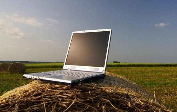 До швидкісного інтернету підключать п ять тисяч сіл