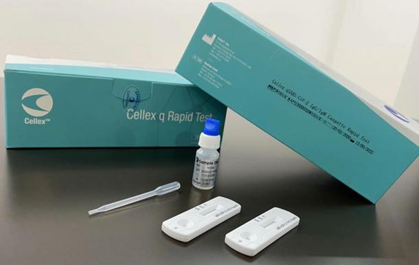 В аптеках США появится первый 'домашний' тест на коронавирус
