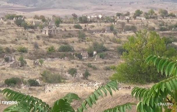 Нагорный Карабах озвучил потери в боевых действиях