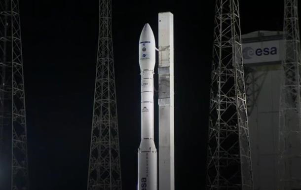 Провал запуску ракети Vega: причина не в українському двигуні