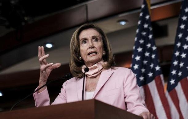 Демократи знову номінували Ненсі Пелосі на посаду спікерки