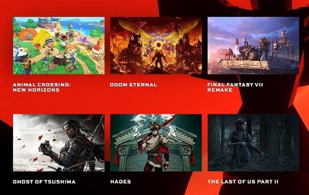 The Game Awards 2020: представлены все номинанты
