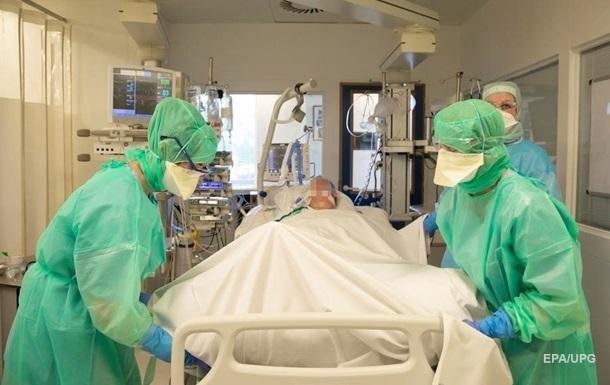 Каждые 17 секунд в Европе умирает больной COVID-19