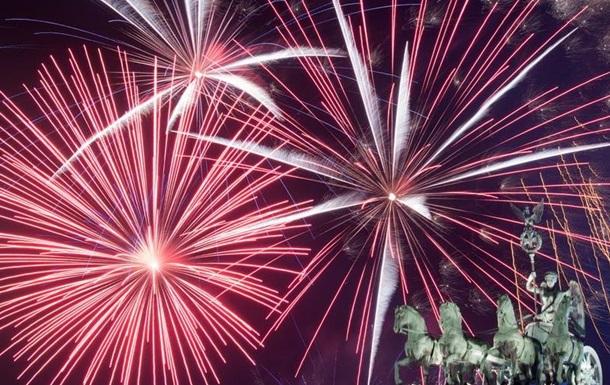Німецькі міста просять не забороняти феєрверки на Новий рік