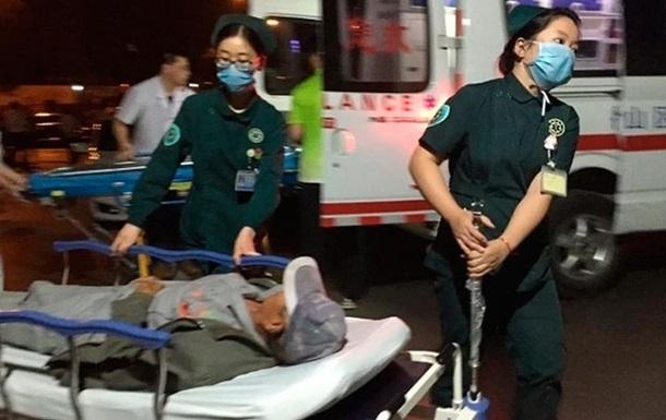 Грузовик въехал в похоронную процессию в Китае, есть погибшие
