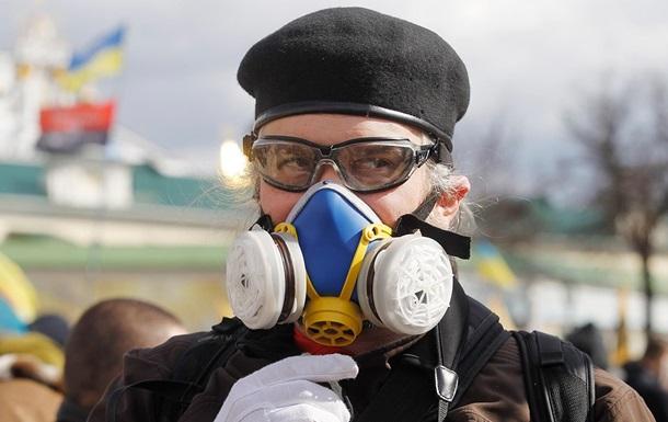 Украинцев без масок начнут штрафовать с завтрашнего дня