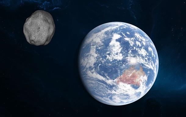 К Земле рекордно приблизился астероид