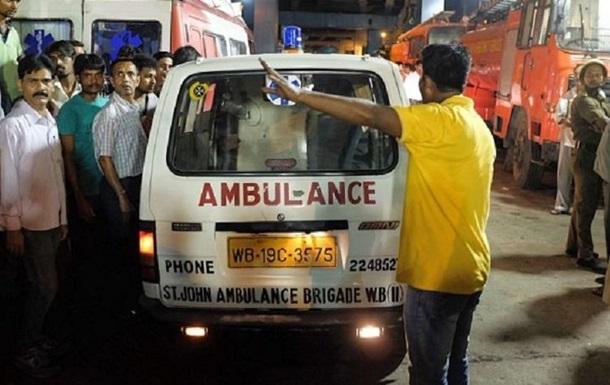 В Индии произошел взрыв на заводе пластика, погибли пять человек