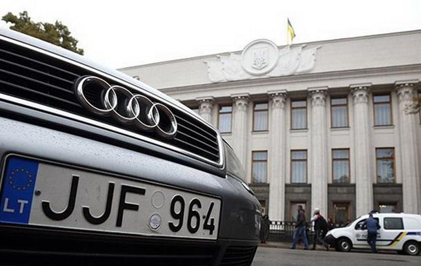 Система автофіксації почала реєструвати порушення ПДР  євроблях