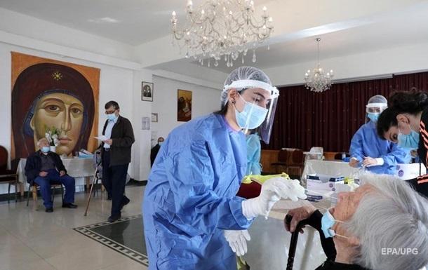 За месяц COVID заболело больше людей, чем за полгода