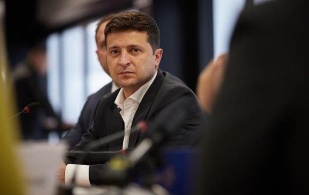 Зеленский просит Венецианскую комиссию помочь с КС