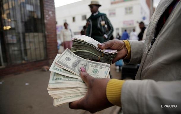 Доллар может упасть на 20% – Financial Times