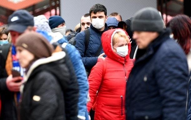 В Україні рекордне число випадків COVID-19