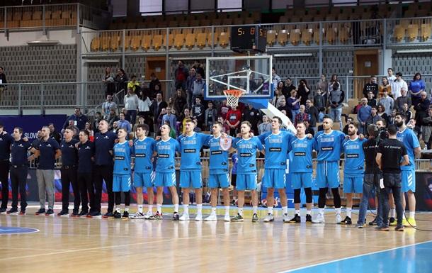 Збірна Словенії назвала розширений склад на матч проти України