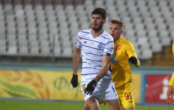 Тудор Бэлуцэ стал четвертым румынским игроком Динамо в УПЛ