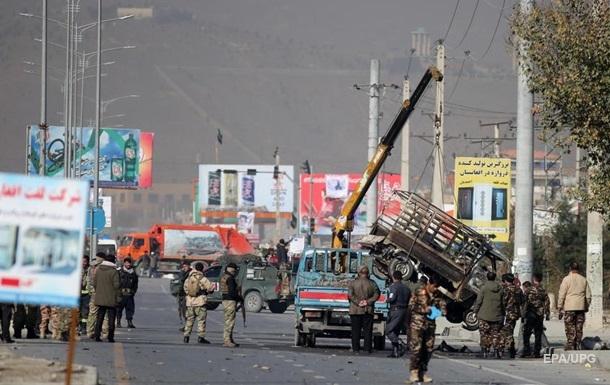 ИГИЛ провело ракетный обстрел Кабула