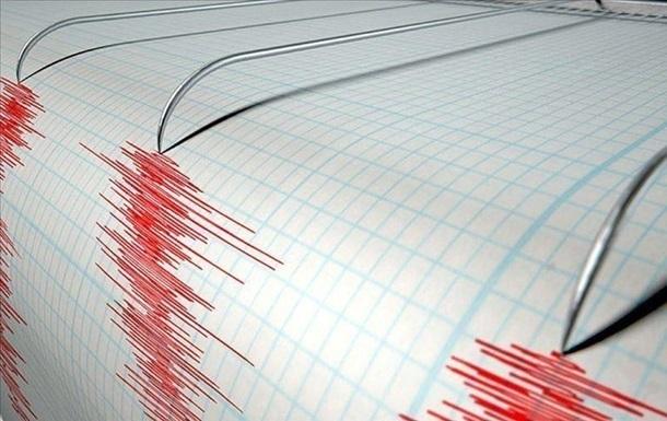 У берегов Чили произошло сильное землетрясение